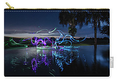 Palm Lights Carry-all Pouch