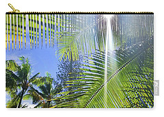 Palm Paradise Carry-all Pouch