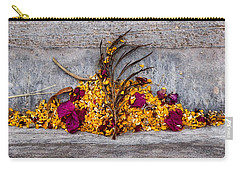 Palm Springs Gutterscape Carry-all Pouch by Stan  Magnan