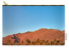 Palm Springs Sunrise Carry-all Pouch