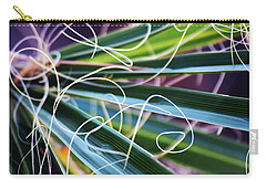 Palm Strings Carry-all Pouch by John Glass