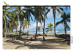 Palm Tree Family Carry-all Pouch