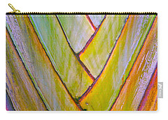 Palm Tree Pattern Carry-all Pouch