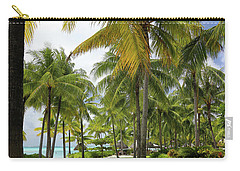 Palm Trees 2 Carry-all Pouch