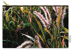 Palmer Amaranth Pig Weed In Sunlight Carry-all Pouch