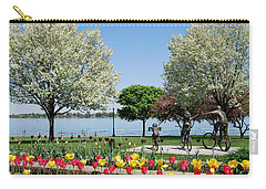 Palmer Park In Spring Carry-all Pouch