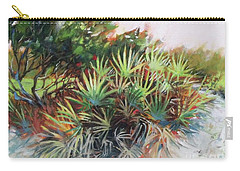 Palmetto Dance Carry-all Pouch by Mary Hubley