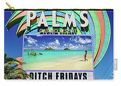 Palms Casino Sign In The Day Carry-all Pouch