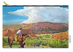 Palo Duro Serenade Carry-all Pouch