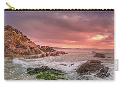 Pambula Rocks Carry-all Pouch