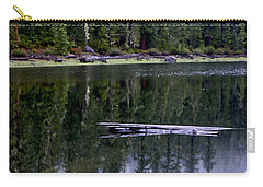 Pamelia Lake Reflection Carry-all Pouch