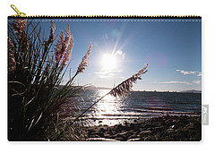 Pampas By The Sea Carry-all Pouch