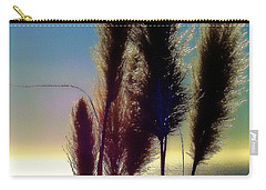 Pampas Grass And The Pacific Carry-all Pouch