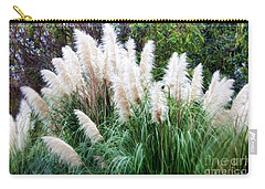 Pampas Grass Carry-all Pouch