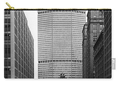 Carry-all Pouch featuring the photograph Pan Am Building by Granger