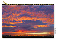 Pana 53rd Ave Sunrise Carry-all Pouch