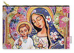 Panagia Eleousa Carry-all Pouch