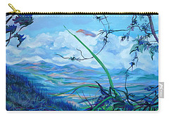 Panama. Anton Valley Carry-all Pouch by Anna  Duyunova