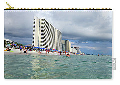 Panama City Beach Florida - II Carry-all Pouch by Tony Grider