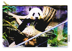 Panda Bear 1 Carry-all Pouch