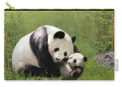Panda Bears Carry-all Pouch