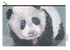 Panda For Panda Carry-all Pouch