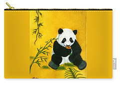 Panda Power Carry-all Pouch
