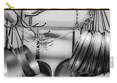 Carry-all Pouch featuring the photograph Panhandler by Kendall McKernon