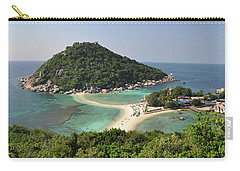 panorama Koh Nang Yuan Carry-all Pouch by Sushko