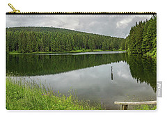Panorama Liebesbankweg, Harz Carry-all Pouch by Andreas Levi