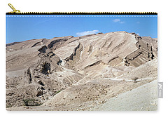Carry-all Pouch featuring the photograph Panorama On Genesis Land by Arik Baltinester