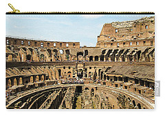 Inside The Colosseum Carry-all Pouch