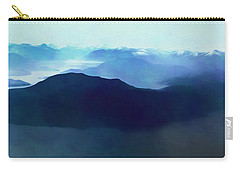 Panoramic Pacific Dream  Carry-all Pouch