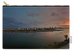 Panoramic View Of Havana From La Cabana. Cuba Carry-all Pouch