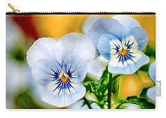 Pansy Forest Carry-all Pouch