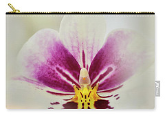 Pansy Orchid Carry-all Pouch