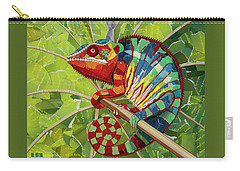 Panther Chameleon Carry-all Pouch
