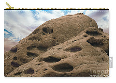 Papago Buttes Carry-all Pouch by Anne Rodkin