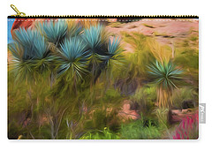 Papago Dreams Carry-all Pouch