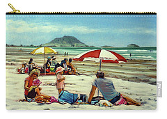 Papamoa Beach 150309 Carry-all Pouch