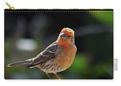 Papaya Bird Carry-all Pouch