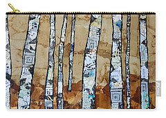 Paper Birch 3 Carry-all Pouch
