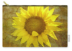 Carry-all Pouch featuring the photograph Paper Sunshine by Melinda Ledsome