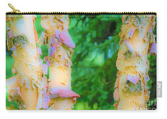 Paper Thin Bark Carry-all Pouch
