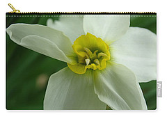 Paper White Carry-all Pouch