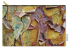 Paperbark Maple Tree Carry-all Pouch by Jessica Jenney