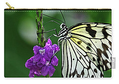 Paperkite Butterfly Closeup Carry-all Pouch