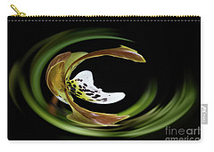 Paphiopedilum Abstract Carry-all Pouch