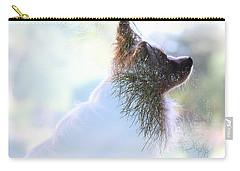Papillon Pine Landscape Carry-all Pouch