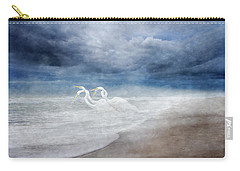 Paradise Dreamland  Carry-all Pouch by Betsy Knapp